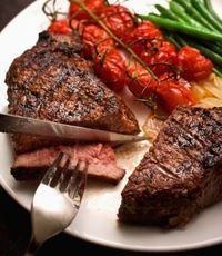 Nutrition Service Associates Steak